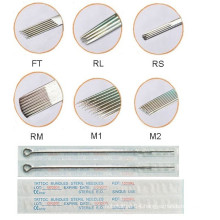 Top-High Quality & Cheapest 316L Disposable Tattoo Needle