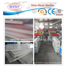 Best Price PVC Crust Foam Board WPC Construction Template Extrusion Line