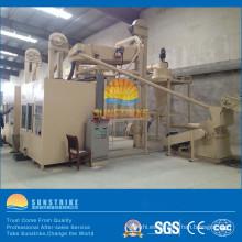Equipo de circuito impreso máquina de reciclaje