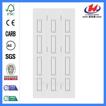 JHK-B08 36x80 Wooden Folding Doors For Closet