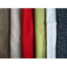 Tissu blanchi en laine
