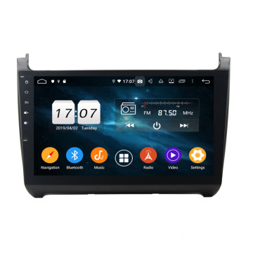Klyde oem car dvd player สำหรับ POLO 2015