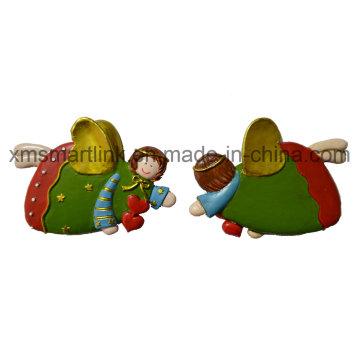 Décoration en résine Christmas Angel Decoration Crafts