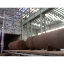 Large All-Fiber Trolley-Type Resistance Furnace