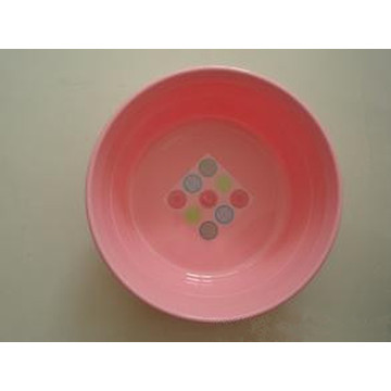 In Mould Label For Washbasin