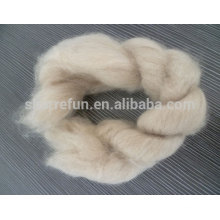 factory cheap wholesale 100% Mongolian cashmere tops brown
