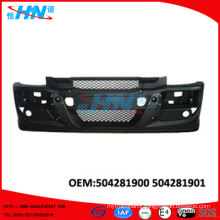 Front Bumper with Hole for IVECO 504281900 504281901