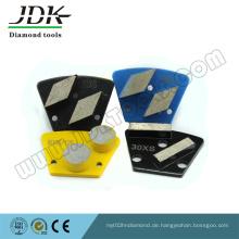 Diamant-Trapez-Schleifteller für Beton-Oberflächenschleifen