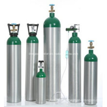Aluminium Medical Gas Cylinder