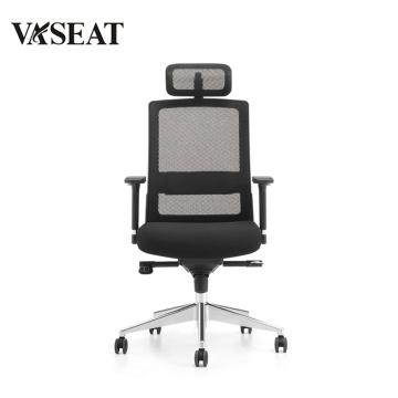 Chaises confortables de personnel de vente chaude / bureau ergonomique élégant utilisé