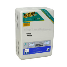 Customed Tsd-8k Single Phase Servo Type High Precision Fully Automatic Voltage Regulator/Stabilizer