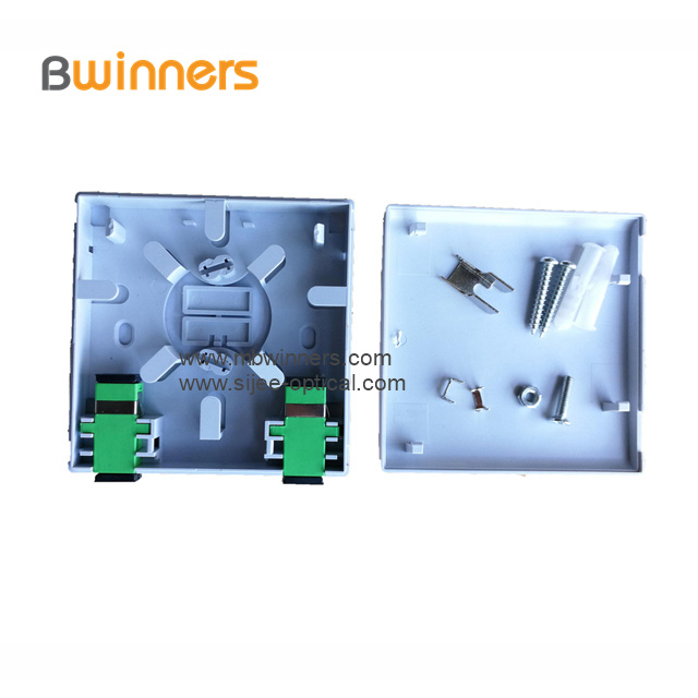 Fiber Termination Wall Box