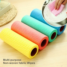 100%Polyester Nonwoven Spunlace Cloth Roll