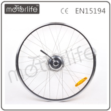 Eelectric bicycle in wheel motor