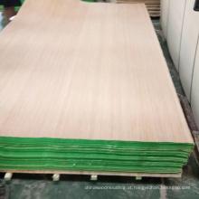 Folheado de madeira de 0,3 mm