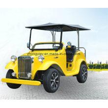 Zhongyi 4 Seats Electric Antique Tour Car