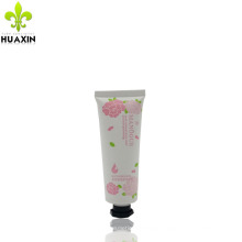 white tube for cosmetic cream ointment packaging with octagon cap