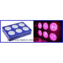 324W 108X3w AC85 ~ 265V Full Spectrum Greenhouse LED Grow Light