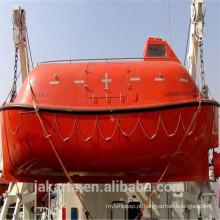 Marine 6.5M Barco salva-vidas comum totalmente fechado