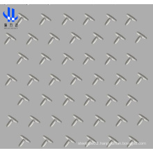 Stainless Checkered Steel Plate