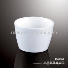 Coupe en céramique, tasse à thé, tasse en porcelaine en porcelaine