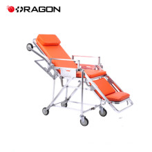 DW-AL001 Transfer Stretcher cot with trolley