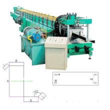 Máquina de formação de rolo c z purlin
