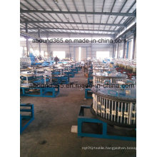 High Speed 6-Shuttle Circular Weaving Loom for PP Flat Yarn