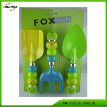 Bug Handle Kids Garden Tools Set