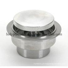 Peças de maquinaria de processamento de metais de alta precisão
