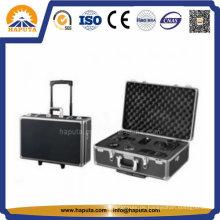 Schwarze große harte Kamera Ausrüstung Travel Case Hc-2010