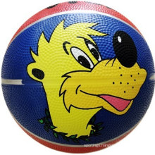Animal Style Rubber Basketball Toys