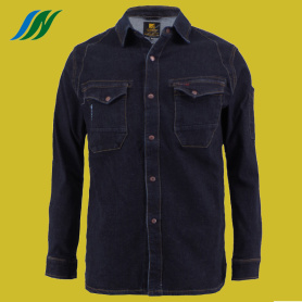 Man's Fashion Leisure Denim Jacket