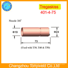 Tregaskiss Düsen Ersatzteile 401-4-75 Düsenspitze