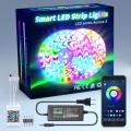 Умная светодиодная лента 5050 Bluetooth