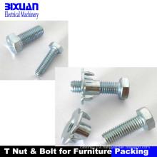 T Nut / Rivet Nut T Nut Screw (BIXTRS2011-6)