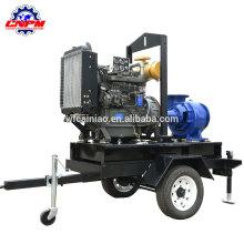 Le meilleur vendeur et pompe à eau diesel durable à un prix raisonnable