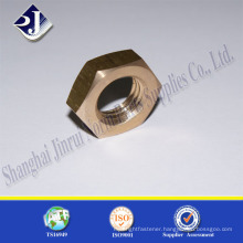 Alibaba Export Online Shopping Galvanized DIN931 Hex Nut