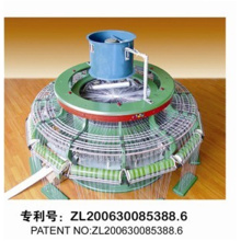 Circular loom hose maker for polyester jackets