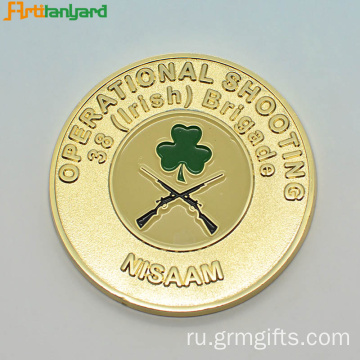 Custom Coins Maker With Soft Enamel
