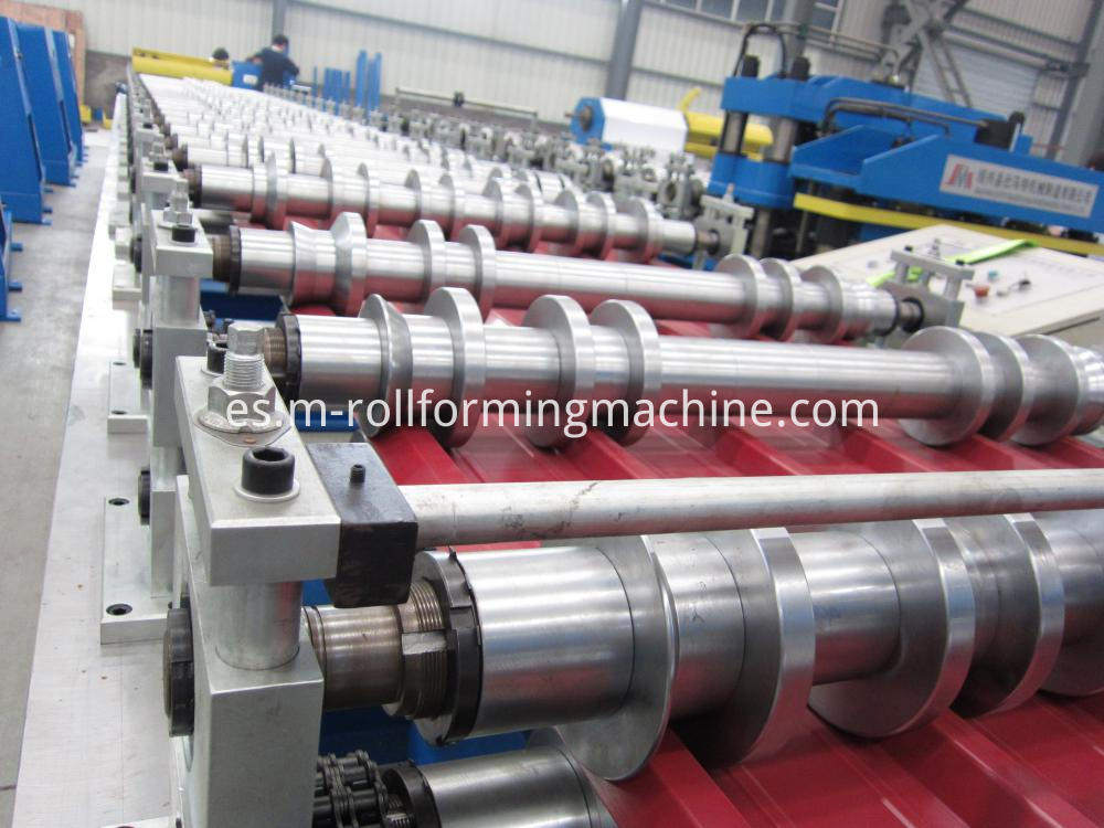 Arch metal roof/roofing roll forming machine (13)