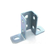 China manufacture Steel seismic bracing Base Fittings C Unistrut Channel Fittings