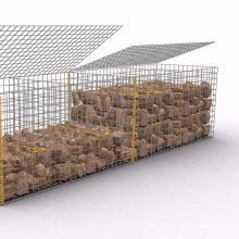 gabion basket  hexagonal wire mesh  welded gabion welded wire gabion basket