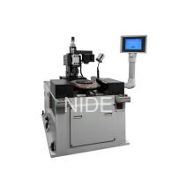 Автоматическая машина для балансировки арматуры вертикального типа