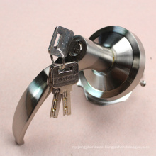 High quality Fire Door Out side rim lever Handle for Panic Bar