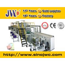 Servo econômico completo sob o fabricante do equipamento da máquina da almofada com CE aprovado