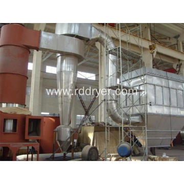 Flash drying machine of sulphide