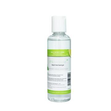 100ML Lemon Gel Antibacterial Hand Sanitizer
