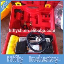 HF-5060AB AUTO multifunções 12 V compressor de ar compressor de ar do carro portátil plastical