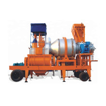 Portable Hot Asphalt Drum Mixing Plant